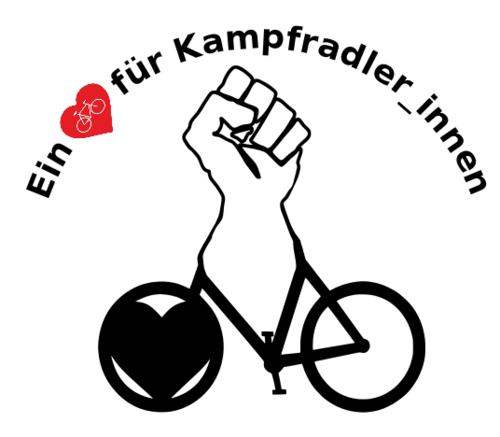 Herz für Kampfradler_innen