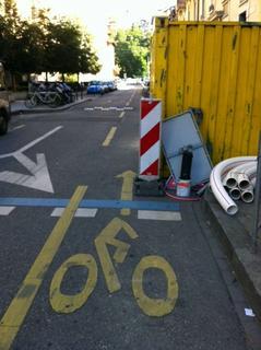 Container-Parken Genf